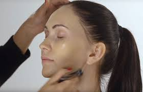 step 2 applying foundation how to do face makeup