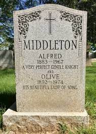 Alfred Middleton (1883-1967) - Find A Grave Memorial