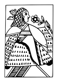 Free printable kingdom hearts coloring pages for your little ones. Coloring Page Queen Free Printable Coloring Pages Img 29841