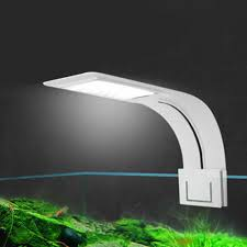 Details About Clip On Aquarium Led Light Fish Tank Clamp Lamp For Small Nano Tanks