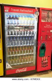 Coca Cola Vending Machine Uk Cool A Coca Cola Coke Vending Machine In The Uk Stock Photo 48 Alamy