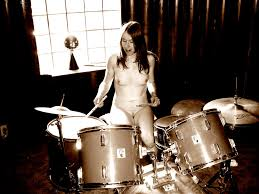 Naked japanese drummers girls