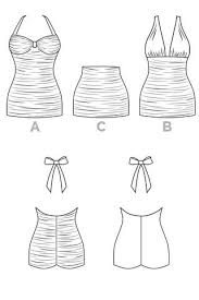 Swimsuit Pattern