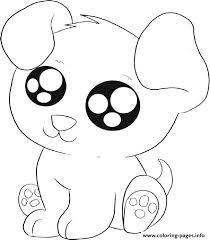 While your child is busy by coloring drawings you can do your errands. Puppy Kid Print Coloring Pages Printable