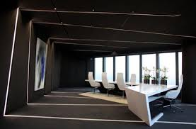 office black. Modren Black Modern Office Interior Design Color Throughout Office Black