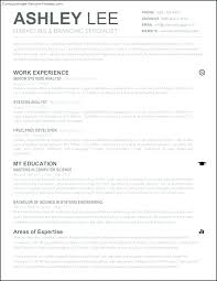 Creative Resume Templates For Mac Classy Engineering Resume Templates Word Creative Resume Formats Best Word