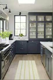 Gray Kitchen Dream House Cuisine Gris Modele De Cuisine Moderne