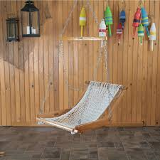 Outdoor : Interesting Macrame Hanging Hammock Chair Made From ...