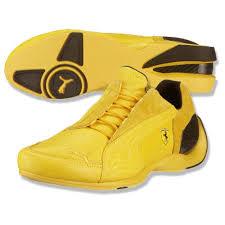 puma shoes ferrari yellow. puma ferrari scuderia trionfo lo ii gt trainers - yellow shoes