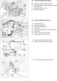 INSTALLATION MANUAL INSIDE ENGINE COMPARTMENT ZZT22#R (1ZZ-FE / 3ZZ ...