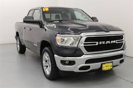 New 2019 RAM All-New 1500 Big Horn/Lone Star Quad Cab in Arlington ...