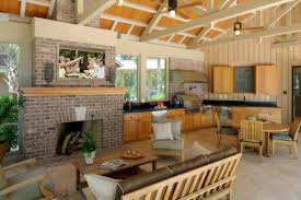 Outdoor Kitchen Designs Outdoor Kitchen Ideas With Tv 22133920170416 Ponyiexnet