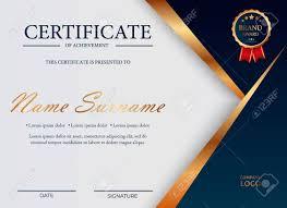 Certificate Of Appreciation Award Diploma Design Template Certificate