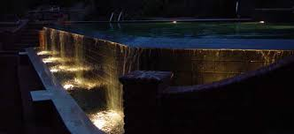 inground pools at night. Fine Night Night U0026 Day Beauty For Inground Pools At R