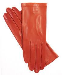 women s italian silk lined leather gloves