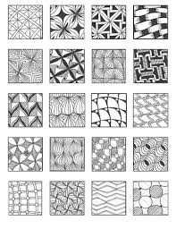 Tangle Patterns Gorgeous Grid 48 CLASSROOM Tangles Pinterest Tangle Patterns Tangled