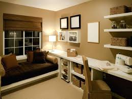office bedroom design. Charming Of Home Office Spare Bedroom Design A