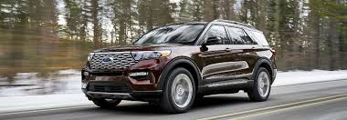 Ford Explorer Towing Capacity Chart New And Improved Towing Ratings For The 2020 Ford Explorer