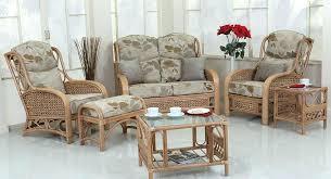 indoor wicker furniture outdoor cushions cane