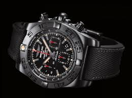 44 Flagship The Breitling Blacksteel Brand's Review Watch Iteration Of Model – An All-black Chronomat