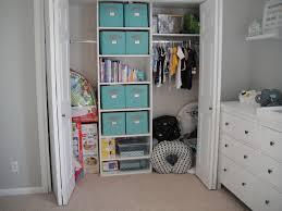 nursery closet organizer boys