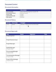 Sample Project Plan Outline 48 Professional Project Plan Templates Excel Word Pdf
