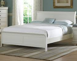 White Full Size Bed Photos : Home Interior Design - The Suit