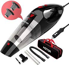 HOTOR Car Vacuum Cleaner High Power, Vacuum ... - Amazon.com