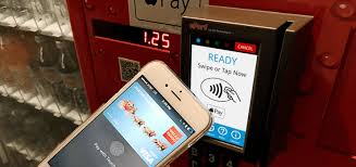 Apple Pay Vending Machine Cool Apple Pay Gives Vending Machines A Kick Philip Elmer‑DeWitt