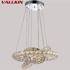 Us 22467 30 Offdimmbare Kristall K9 Led Pendelleuchten Moderne Hängende Lampe Indoor Pendelleuchte Home Leuchten Für Esszimmer Hause In