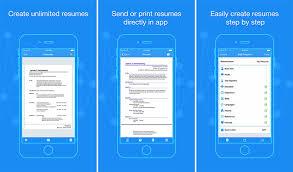 Quick Resume iPhone and iPad App Screenshot.