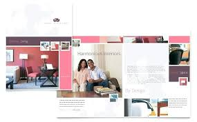 Interior Design Brochure Template Unique Catalog Templates Furniture Catalogue Template Free Download Ertk