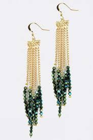 diy dangle earrings gorgeous how to make a bead chandelier best dangle earrings ideas on