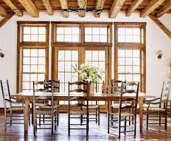 dining room furniture styles. Bright And Rustic. Sunlight Floods This Dining Room Furniture Styles