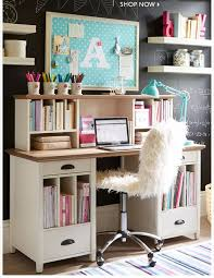 Image Chairs Pb Teen Desk Love The Chalkboard Wall Want This Desk So Bad But Its Over 1000 Pinterest Walltowall Shelving Jessi Teen Desk Study Room Design