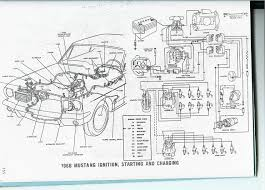 1966 mustang alternator wiring solidfonts 1965 mustang wiring diagrams average joe restoration