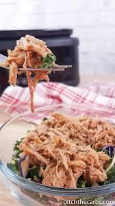 keto slow cooker pulled pork