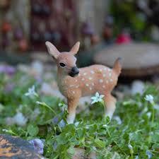 garden animals. Little Fawn Garden Animals N