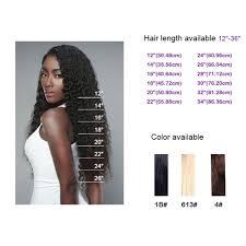 Curly Hair Length Chart 48 Credible Hair Weave Lengths Chart