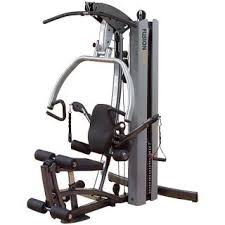 fusion 500 home gym with 210 lb stack f500 2