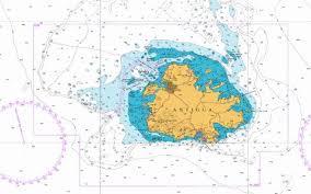 Free Nautical Charts Of The Caribbean Antigua Marine Chart Cb_gb_2064_0 Nautical Charts App