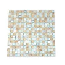 capriccio collegno 12 in x 12 in x 8 mm glass floor and wall