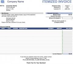 Medical Invoice Pdf Itemized Bill Template Microsoft Word Free Medical Invoice Template