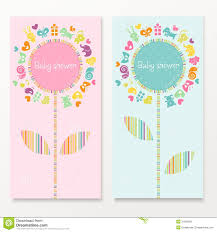 Baby Shower Cards Royalty Free Stock Photo  Image 31093845Baby Shower Pictures Free