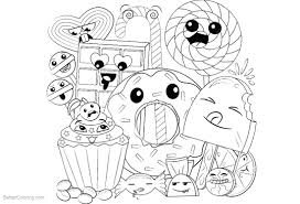 🖍 over 6000 great free printable color pages. Printable Cute Food Coloring Pages Ambok