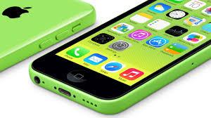 Apple iPhone 5c 16GB Smartphone for Unlocked Green Mint