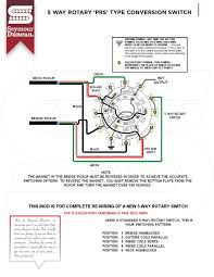 prs rotary switch wiring diagram wiring diagrams volumes seymour duncan part 2