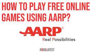 Online Games Using AARP? - DigiLatest