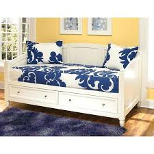 white daybeds with trundle white wooden daybed with trundle uk