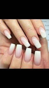 16 best Nails images on Pinterest | Natural acrylic nails, Clear ...